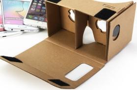 Virtual Reality Brille wie Google Cardboard