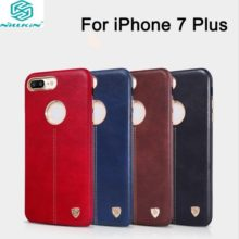 Leder iPhone 7 Plus Case